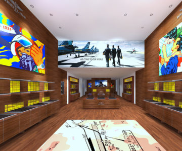 Breitling, ceilings & drylining
