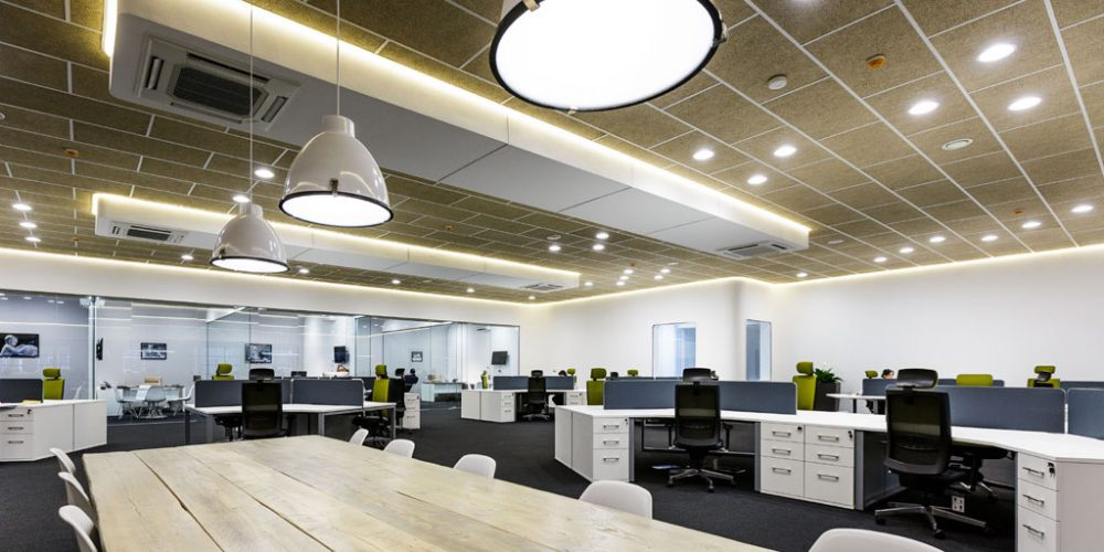Suspended Ceiling Contractor, Liverpool | SCUK